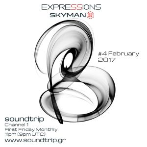 Expressions #004 - February 2017 -Soundtrip Radio 1 - Deep Melodic Moods