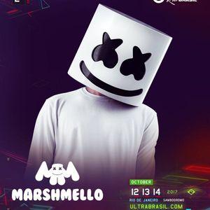 Marshmello @ Ultra Music Festival Brazil 2017