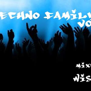 Techno Family Vol 7 mixed by Wistler
