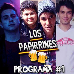 Los Papirrines |EL COMIENZO DE LOS PAPIRRINES