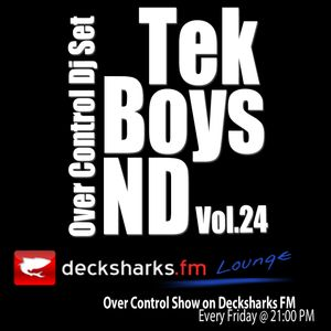 TekBoys ND - Over Control Vol.24