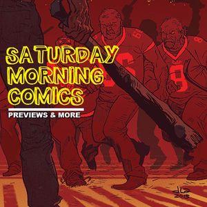 """Saturday Morning Comics #67 """"Black Russians?"""""""