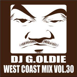 DJ G.Oldie WEST COAST MIX VOL30