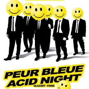 Stefan ZMK @ Peur Bleue Acid Night - Paris 2012 [acidcore|tekno]