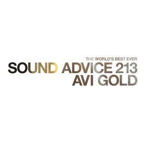 Sound Advice 213: Avi Gold