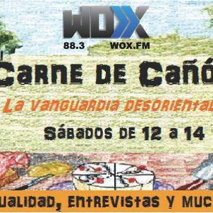 Carne De Cañon Programa 02   sab. 07-04-12