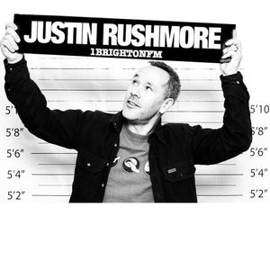40931efcb4f0 JUSTIN RUSHMORE weekly Thursday show 1 BRIGHTON FM - ECLECTIC SELECTION  23/2/17