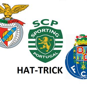 Hat-trick - 4ª emissão (Rescaldo Benfica-Sporting)