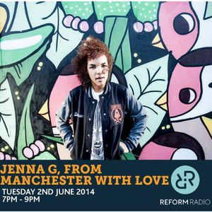 Jenna G, From Manchester With Love, June 2nd