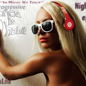 Night Vibes Episode 008@mixed by Dj E-fin