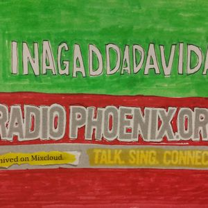 Inagaddadavida (Ep 77 -- Delilah-for-Texas: Green Party candidate for governor, 21 April, 2021)