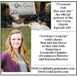 Creekside with Don and Jan, Episode 196