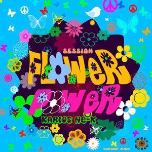 "Karlos Ne-K / Flower Power Session (Restaurant ""La Noria"" city Ciudad Real, Spain)"