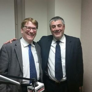 Talkline with Zev Brenner with Rabbi Yosef Mizrachi on Holocaust Denial