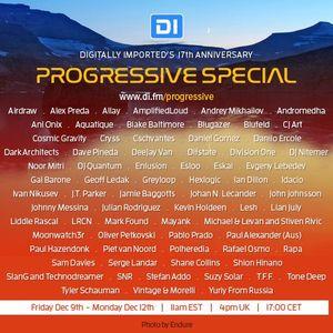 Ani Onix - Digitally Imported`s Progressive 17th Anniversary Guest Mix [December 2016]