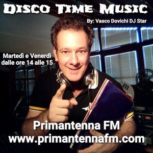 Disco Time Music - N°26 (Primantenna FM)