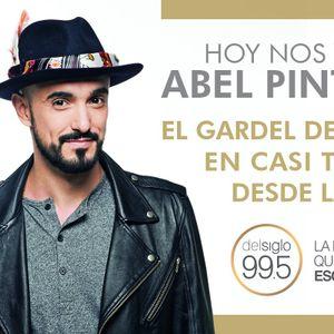 Abel Pintos - FM Del Siglo 99.5 / Rosario (28.06.2017)