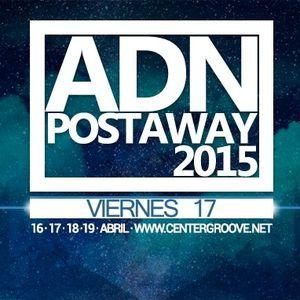 Acues @ ADN Postaway 2015