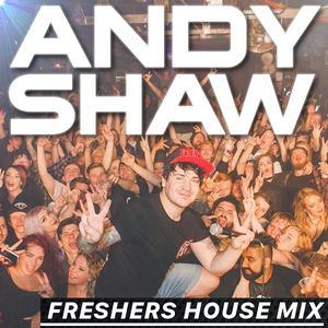 SHAWCAST SEP 2016 - FRESHERS HOUSE/DUBSTEP/DRUM & BASS MIX