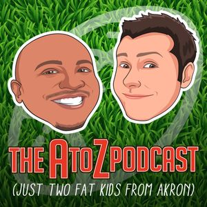 Isaiah Crowell and life in 2016 - The A to Z Podcast - 2016-07-12