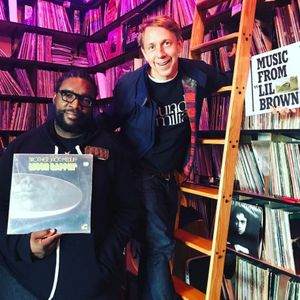 Gilles Peterson: Questlove Special // 21-01-21