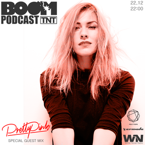 TNTs - #BOOM PODCAST12 [Pretty Pink Guest Mix] 22.12.17 CMP3.eu