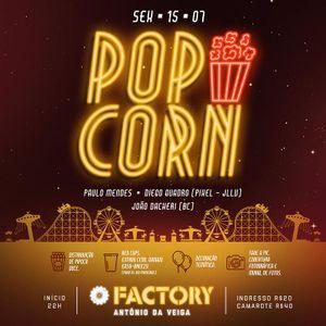 pop corn @ Factory BNU