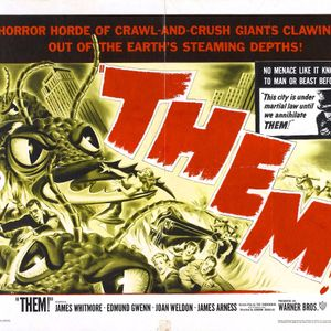 66. Creature Features : THEM!, JAWS, DEEP BLUE SEA, The Jungle Book