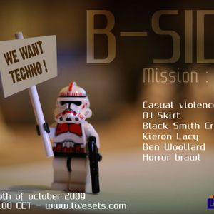 Horror Brawl @ Bside show (26-10-2009)