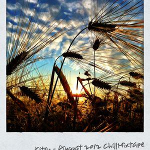 Kitsu - August 2012 Chill-Mixtape