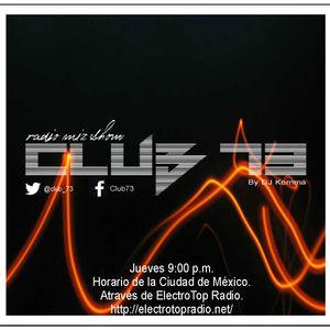 CLUB 73 Radio mix show!!! / Episodio 3