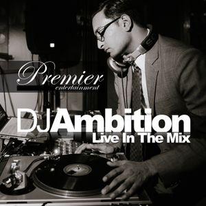 DJ Ambition - Top 40/House