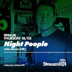 The Night People ... Keeping it Deep 18/3/2021
