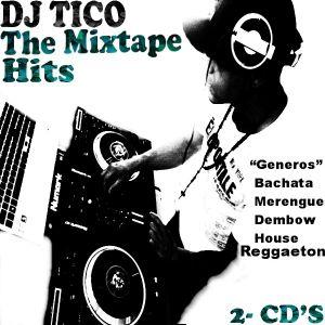 DJ Tico - House Music VS Merengue Electronico Mix - [2012]