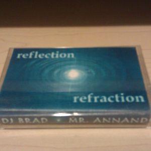 Mr. Annand - Refraction (mixtape - June 1998)