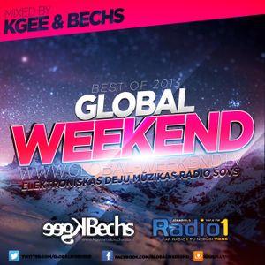 Global Weekend Broadcast 035 - Best of 2013