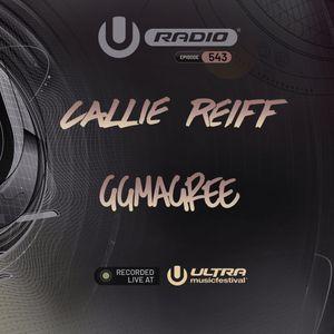 UMF Radio 543 - Callie Reiff