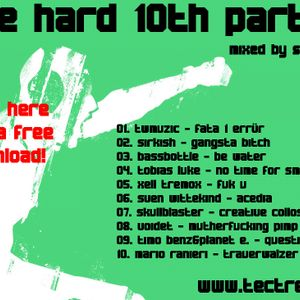 the hard 10th vol.8 by sub.ego
