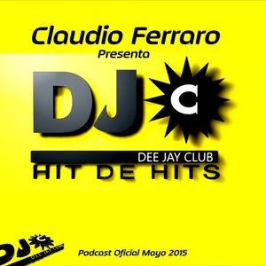 DeeJay Club Mayo 2015 - Claudio Ferraro- Nrg