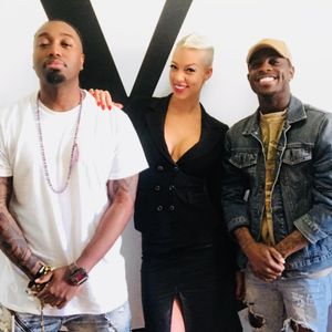 Rhymes, Dimes & Real-Times with @LivinAnoyd on the M+M+M Show!!