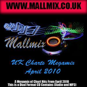 UK Charts Megamix April 2010