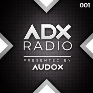 ADX RADIO 001 - www.adxradio.co.uk