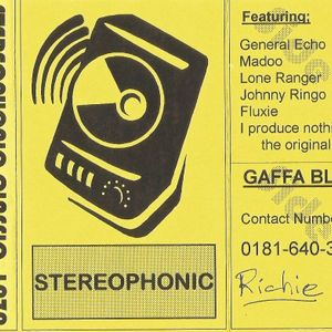 STEREOPHONIC SOUND 1979 RANKIN SLACKNESS