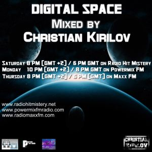 Digital Space Episode 020 - Mixed by Christian Kirilov