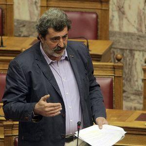 13-06-2016  Παύλος Πολάκης στην ΕΡΤ Χανίων