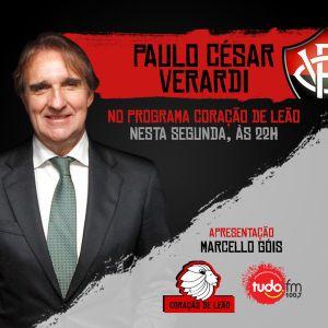 Programa Coração de Leao 16.05.16 Paulo César Verardi