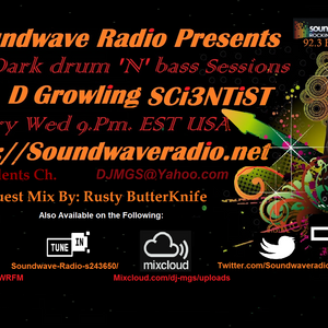 AFTER DARK d'N'b With DJ.MGS and Rusty Butter Knife Vol.16 'Complex'