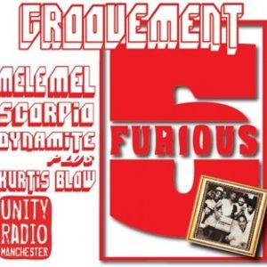 THE FURIOUS 5 + KURTIS BLOW // 23AUG09
