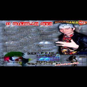 Stefano Secchi & Miky B - Discomania Mix [11-06-94]