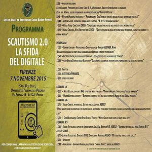 Scautismo 2.0  (12) Sergio Cametti
